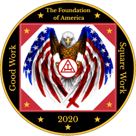 GOOD Work – SQUARE Work, THE FOUNDATION OF AMERICA